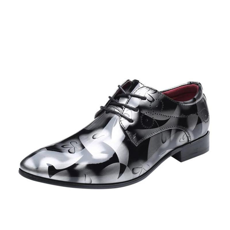 LovelyMs Formal Italian Patent Leather Shoes
