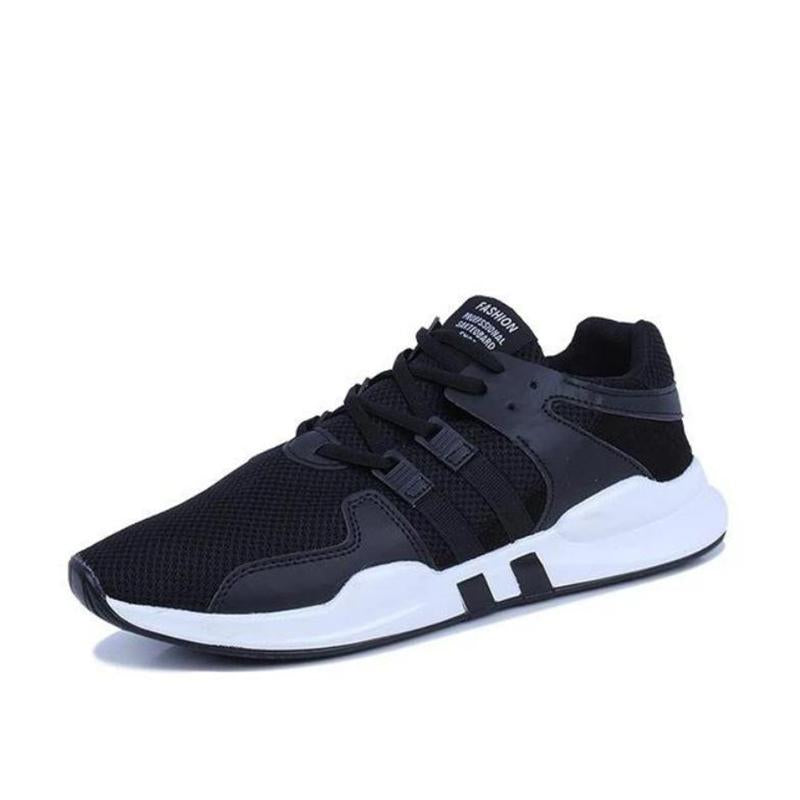 LovelyMs Fashion Breathable Lace Up Men Casual Shoes Man