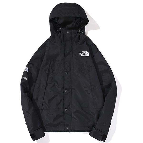 New Outdoor Windproof Warm Hooded Jacket North Face