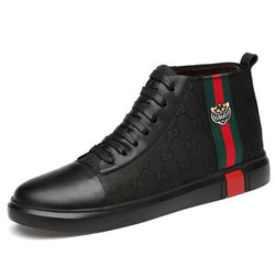 Classic Fashion Luxury Men's Casual Boots(Gucci)