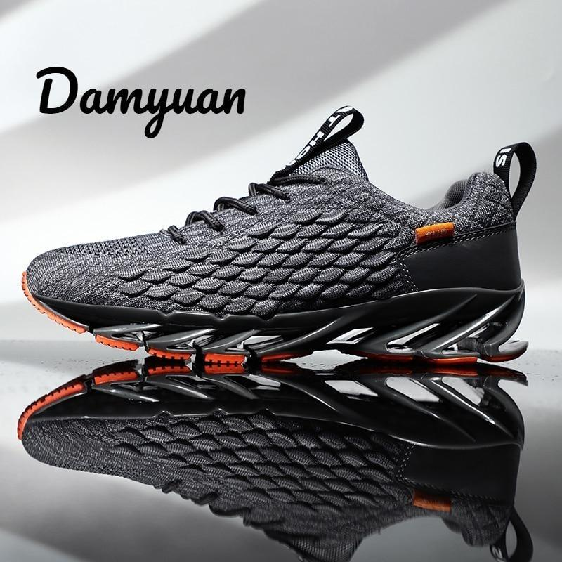 Fashion Men New Autumn Professional Running Shoes
