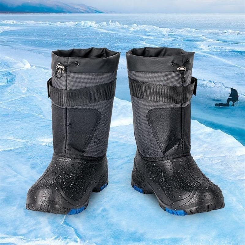 Winter Snow Ice Fishing Waders shoes  Warm Shoes