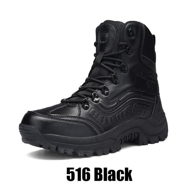 Men Desert Outdoor Combat Boots