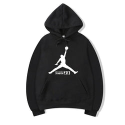 Newest design casual Men hooded Jordan printing Hoodies Sweatshirt