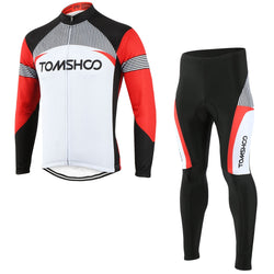 Men's Breathable Quick-dry MTB Bicycle Bike Cycling Jersey + 3D Padded Pants