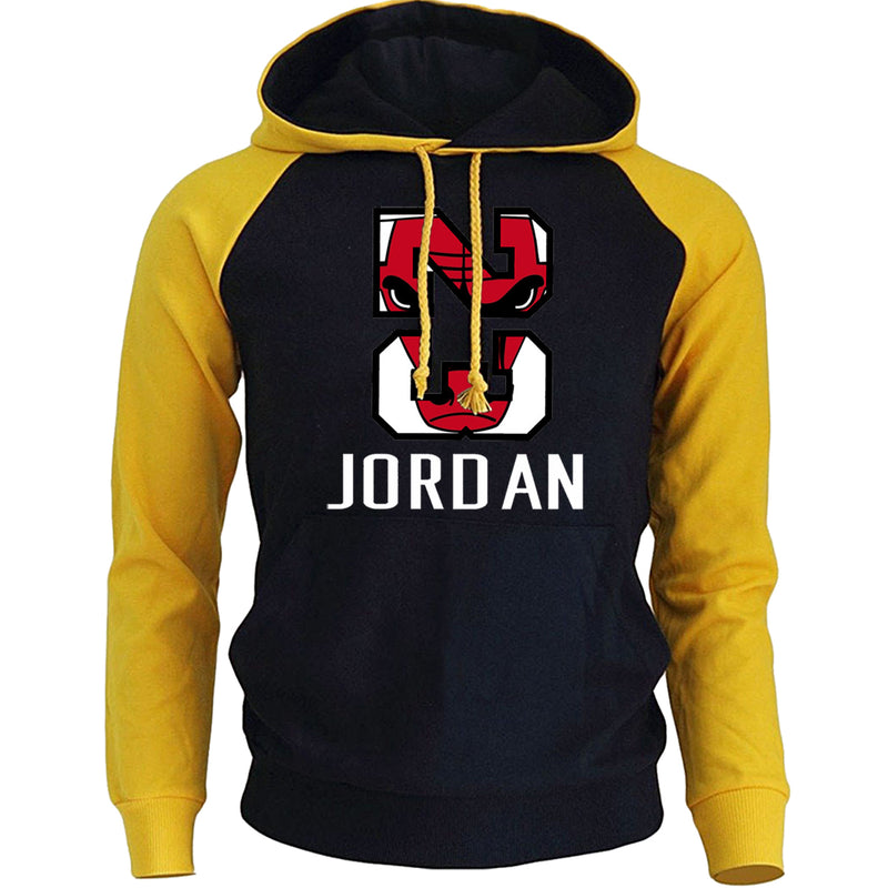 Jordan 23 Printed Hoodies Men Streetwear Sweatshirt Spring Autumn Hooded Pullover