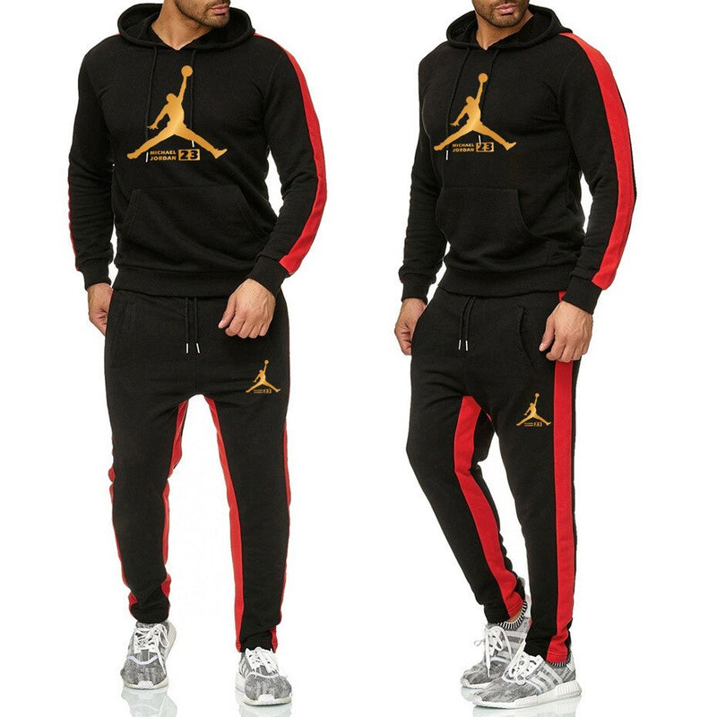 Men's Jordan Sets Fashion Sportswear Tracksuits Sets