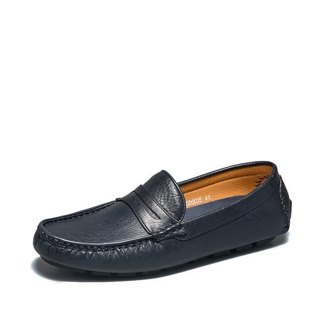 New Fashion Brand Leather Men's Shoes