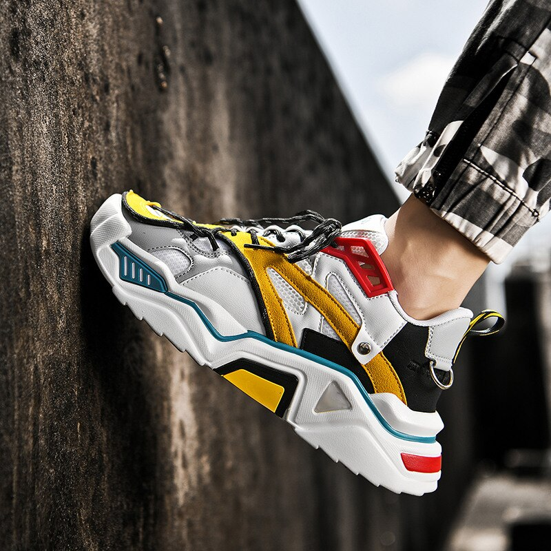 THUNDERBOLT X9X Wave Runner Sneakers