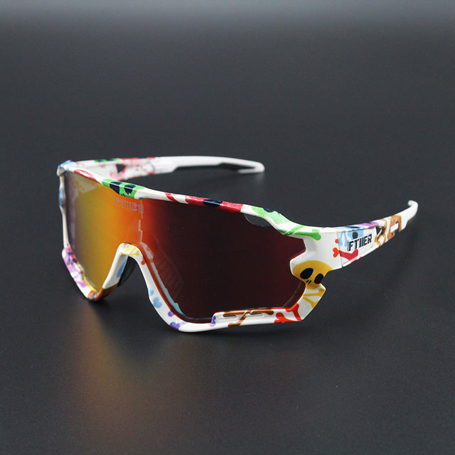 New Men's Outdoor Sports Sunglasses