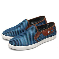 Breathable Plus Size Comfortable Softs Slip-on Men's Casual Shoes