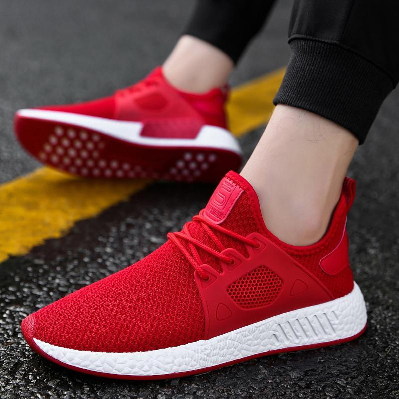 Fashion Comfortable Breathable Men's Sneakers