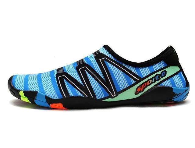 New Outdoor Big Size Soft Quick-Drying Beach Water Shoes