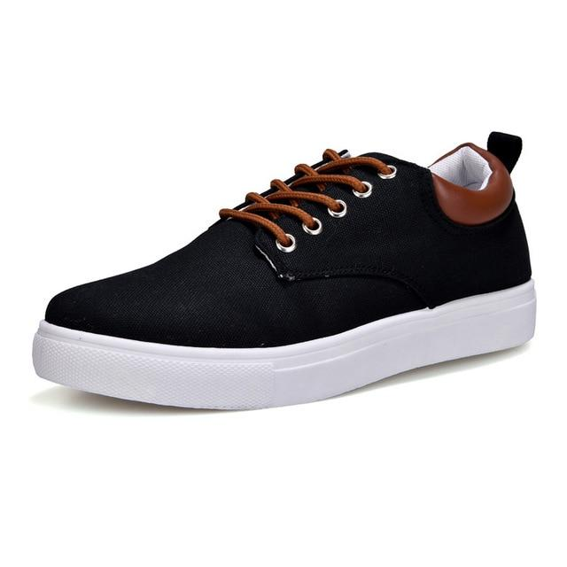 LovelyMs Sneakers Lace Up Men Comfortable Shoes MRK2938