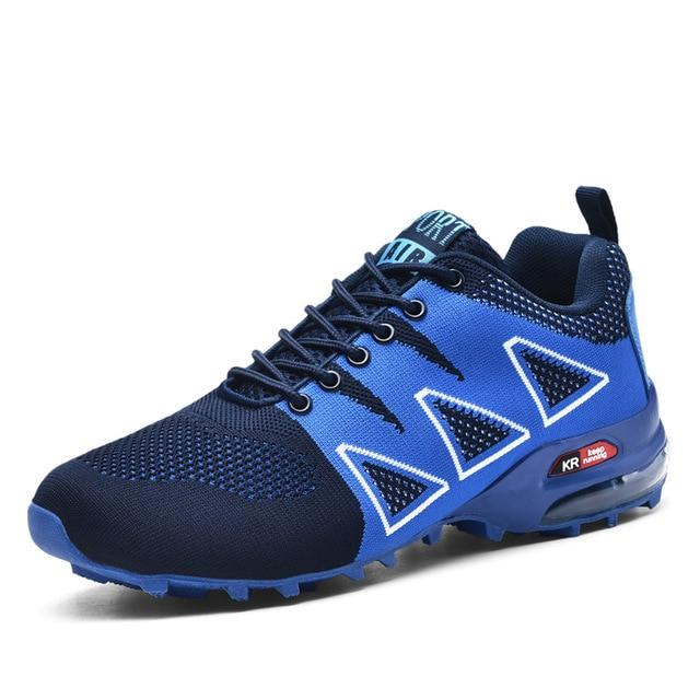 Men Breathable Outdoor Running Hiking Sneakers