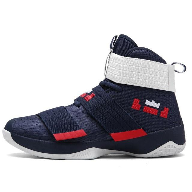 LovelyMs Men Boy Basketball Shoes
