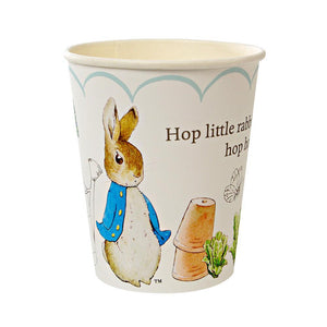 Peter Rabbit Cups (12 Pack)