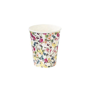 Floral Cups (12 Pack)