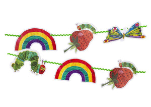 The Very Hungry Caterpillar Garland