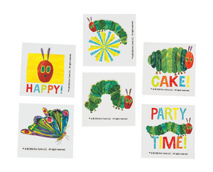 The Very Hungry Caterpillar Tattoos