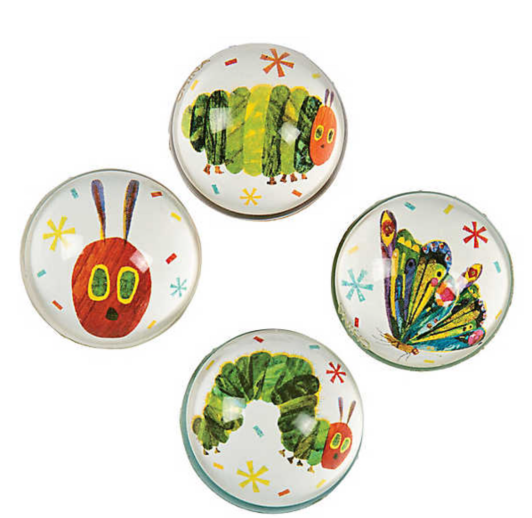 The Very Hungry Caterpillar Bouncing Balls