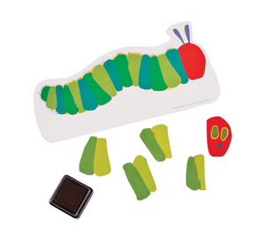The Very Hungry Caterpillar Thumbprint Craft Kit