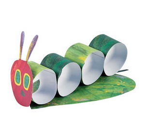 The Very Hungry Caterpillar Craft Kit
