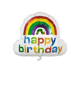 Giant The Very Hungry Caterpillar Birthday Balloon