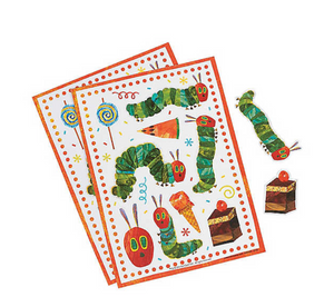 The Very Hungry Caterpillar Stickers