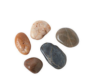 River Rocks (25 Pack)