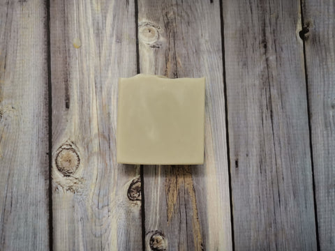 French green clay with eucalyptus bar soap