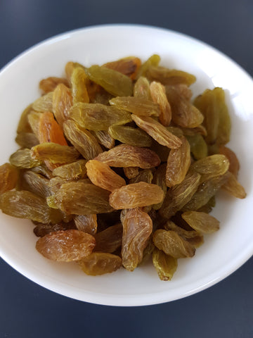 Raisins - Green (per 100g)
