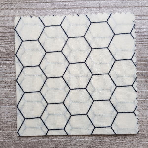 Small beeswax wrap - Beehive