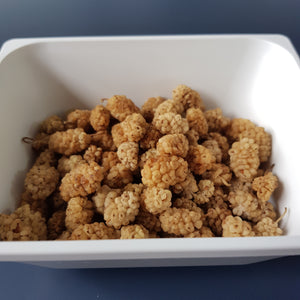 Dried mulberry (per 100g)