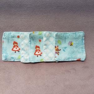 Little Red Riding Hood cotton facial pads