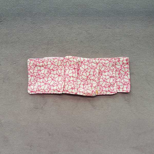 Pink of Health cotton facial pads