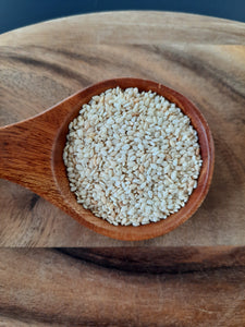White sesame seed (Toasted)