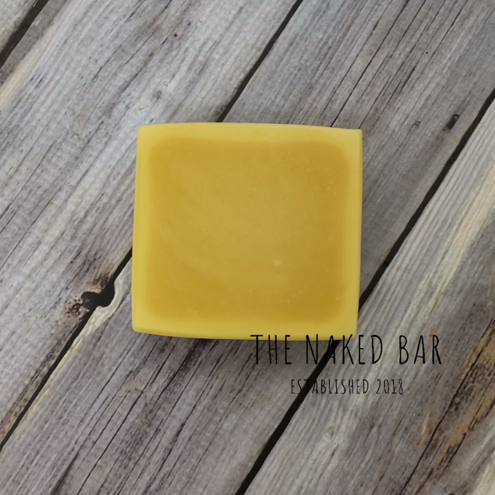 Carrot bar soap