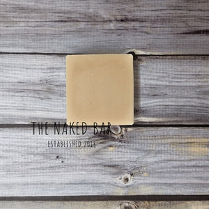 Honey & oatmeal bar soap