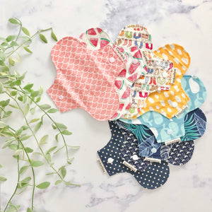 Reusable cotton pantyliner