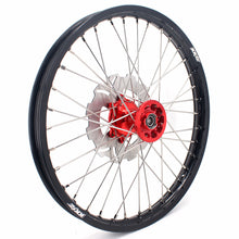 Load image into Gallery viewer, KKE 21 & 18 Casting Enduro Wheels Rims for Honda CR125R CR250R 2000-2013 Red