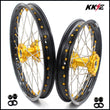 KKE 17 & 14 RM80 RM85 1993-2019 Kids Rims for Suzuki Gold Nipple