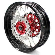 Load image into Gallery viewer, KKE 3.5/4.25 XR400R 1996-2004 XR600R 1991-2000 Supermoto Wheels Set for Honda