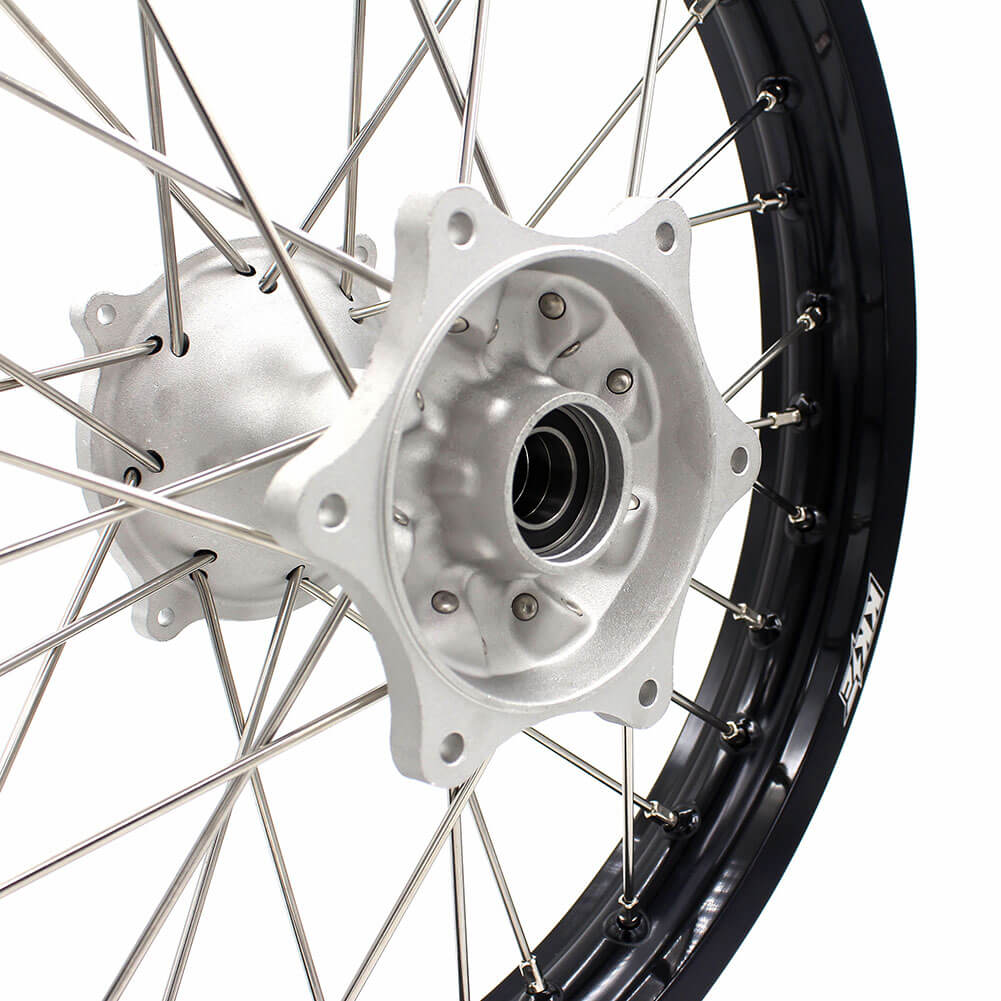 KKE CRF250R 2014-2019 CRF450R 2013-2019 21/19 MX CASTING WHEELS RIMS SET FIT HONDA DIRTBIKE MOTOCROSS