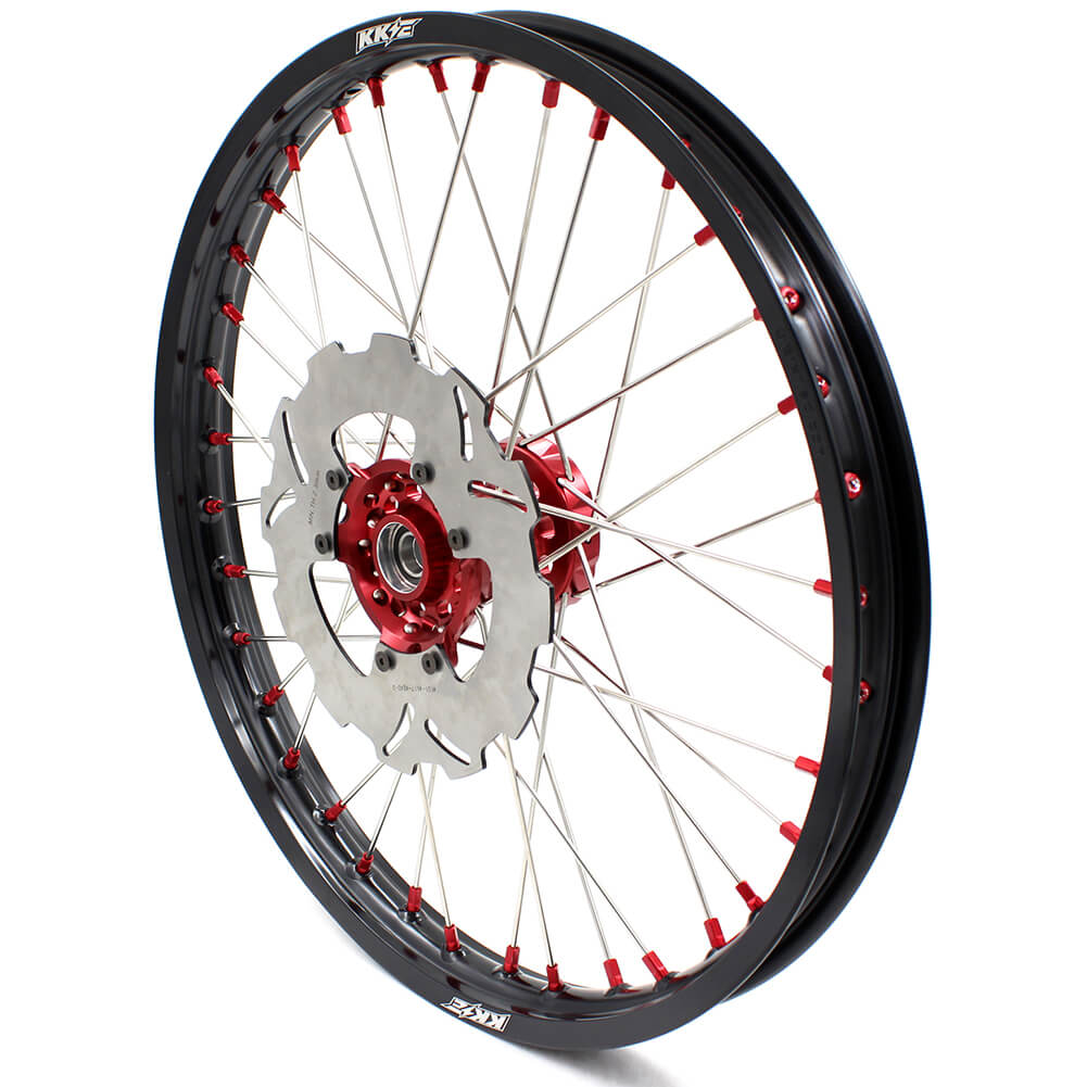 KKE CRF250R CRF450R 2015-2019 WHEELS RIMS SET FIT HONDA MX ENDURO DIRTBIKE 260MM FRONT DISC