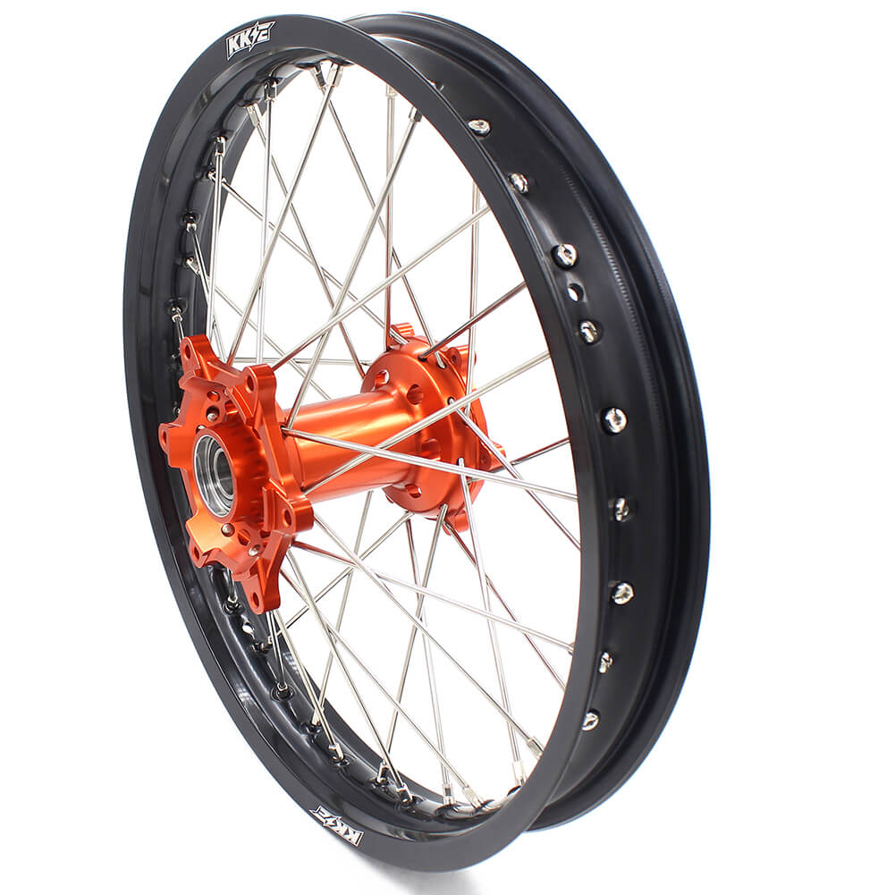 KKE 2.15*19 MX 2.15*18 ENDURO REAR WHEEL RIM FIT KTM SXF XCF XCW EXCR EXCF 125-530 250 300 350 450 525 530CC 2003-2019