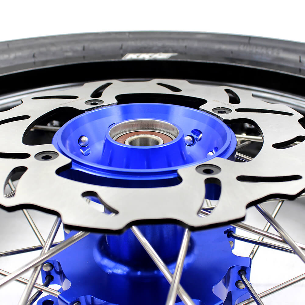SUZUKI-DR650SE-SUPERMOTO -REAR-WHEELS-SET-240MM-BRAKE-DISC