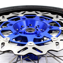 Load image into Gallery viewer, KKE 3.5/4.25*17 CST TIRE FIT SUZUKI DR650SE 1996-2016 SUPERMOTO MOTARD CUSH DRIVE WHEELS RIMS SET - KKE Racing