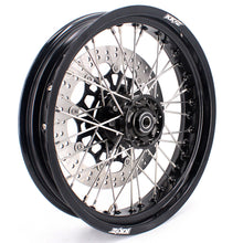 Load image into Gallery viewer, KKE 3.5 & 4.25 Wheels for Yamaha WR250F 2001 WR450F 2003-2018 Black