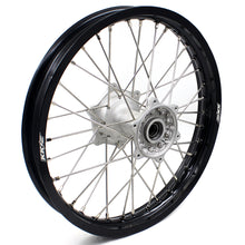 "Load image into Gallery viewer, KKE 19"" MX Cast Rear Wheel for Yamaha YZ125 YZ250 YZ250F YZ450F Silver"
